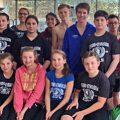 Schwimmwettkampf 2016