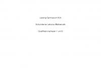Lehrplan Mathe Q1 und Q2