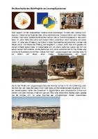Die Geschichte des Mali Projekts